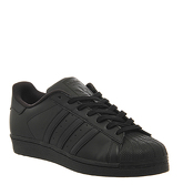 Adidas Superstar 1 BLACK MONO FOUNDATION