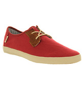 Vans MICHOACAN BIKING RED