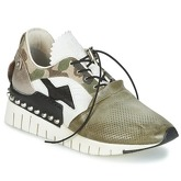 Airstep / A.S.98  DENALUX  women's Shoes (Trainers) in Green