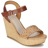 Eden  CAROLE  women's Sandals in Beige
