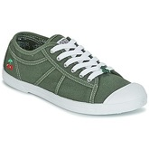 Le Temps des Cerises  BASIC 02  women's Shoes (Trainers) in Green