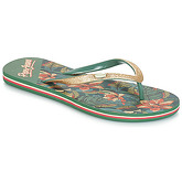 Pepe jeans  RAJE FRANK  women's Flip flops / Sandals (Shoes) in Gold