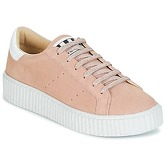 No Name  PICADILLY SNEAKER  women's Shoes (Trainers) in Pink