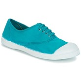 Bensimon  TENNIS LACET  women's Shoes (Trainers) in Blue