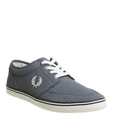 Fred Perry Stratford NAVY PORCELAIN