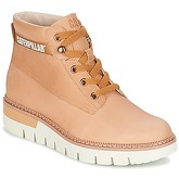 Caterpillar  PASTIME  women's Mid Boots in Beige