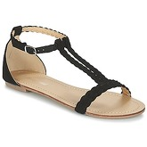 Moony Mood  GEMINIELLE  women's Sandals in Black