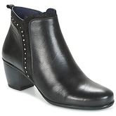 Dorking  BRISDA  women's Low Ankle Boots in Black
