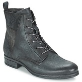 Dream in Green  ALISA  women's Mid Boots in Grey