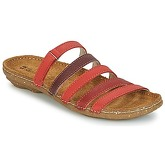 El Naturalista  TORCA  women's Mules / Casual Shoes in Red