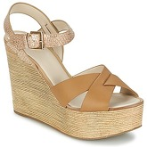 Aldo  RONCARI  women's Sandals in Brown