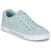 DC Shoes  CHELSEA TX J SHOE LTB  women's Shoes (Trainers) in Blue
