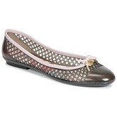 Lemon Jelly  MALU  women's Shoes (Pumps / Ballerinas) in Brown