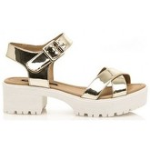MTNG  SANDALIAS  women's Sandals in Gold