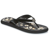 Lauren Ralph Lauren  RAIA  women's Flip flops / Sandals (Shoes) in Black