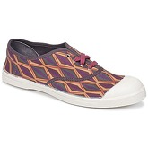 Bensimon  TENNIS LOSANGES  women's Shoes (Trainers) in Purple