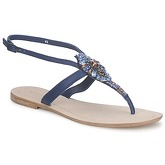 Antik Batik  SIENNA BLU  women's Sandals in Blue
