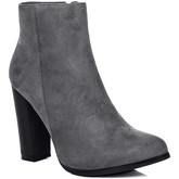 Spylovebuy  Thora  women's Low Ankle Boots in Grey