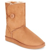 LPB Shoes  NAOMI  women's Mid Boots in Brown