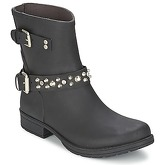 Colors of California  JAMBO  women's Mid Boots in Black
