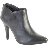 The Divine Factory  Bottine  TDF2714 Noir  women's Low Ankle Boots in Black