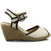MTNG  MUSTANG LONE OFF  women's Sandals in White