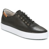 Blackstone  PL74  women's Shoes (Trainers) in Black