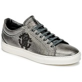 Roberto Cavalli  TANTITE  men's Shoes (Trainers) in Silver