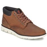 Timberland  BRADSTREET CHUKKA LEATHER  men's Mid Boots in Brown