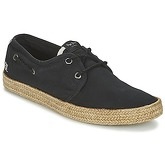 Pepe jeans  SAILOR DECK TWILL  men's Espadrilles / Casual Shoes in Black