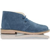 Arantxa  AR pisacacas safari leather boot  men's Shoes (High-top Trainers) in Blue