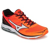 Mizuno  WAVE AERO 15  men's Running Trainers in Orange