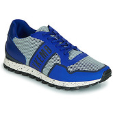 Bikkembergs  FENDER 2084  men's Shoes (Trainers) in Blue