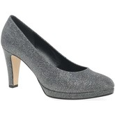 Gabor  Splendid Womens High Heel Court Shoes  women's Court Shoes in Silver