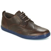 Camper  JIM0  men's Low Ankle Boots in Brown