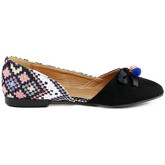 London Rag  Verity  women's Shoes (Pumps / Ballerinas) in Black