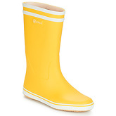 Aigle  MALOUINE BT  women's Wellington Boots in Yellow
