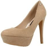 MTNG  55660  women's Court Shoes in Beige