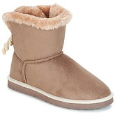 LPB Shoes  NADEGE  women's Mid Boots in Beige