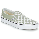 Vans  Classic Slip-On  men's Slip-ons (Shoes) in Grey