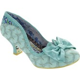 Irregular Choice  Always Smile  women's Court Shoes in Green