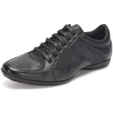 Reservoir Shoes  Solid low sneakers  men's Shoes (Trainers) in Black