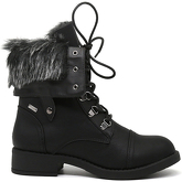 London Rag  Earnestyna  women's Mid Boots in Black
