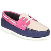 Aigle  HAVSON W  women's Boat Shoes in Blue