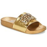 Xti  NIDELAK  women's Mules / Casual Shoes in Gold