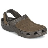 Crocs  YUKON  men's Clogs (Shoes) in Brown