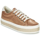 No Name  MALIBU GLOW  women's Shoes (Trainers) in Brown