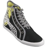 Puma  Crete Mid Wings Wns  women's Shoes (High-top Trainers) in Black