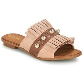 Spot on  ZIZOBEKC  women's Mules / Casual Shoes in Pink