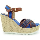 Gioseppo  Biodola  women's Court Shoes in Blue